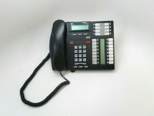 Details about T7316E Nortel Norstar Networks Telephone NT8B27JAAAE6 -  Charcoal