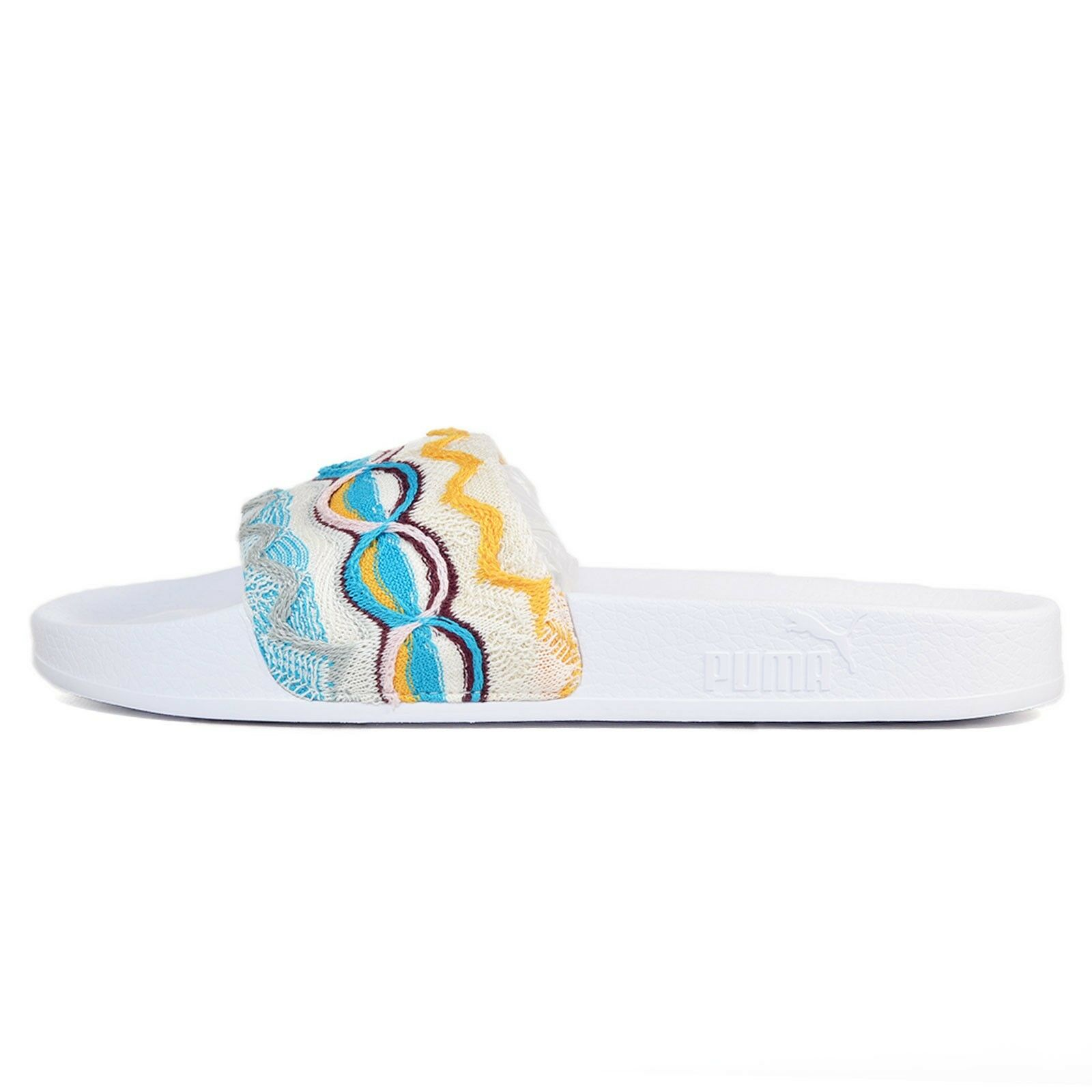 Puma leadcat COOGI Diapositive   368039 01 femmes blanches Taille 5 - 12