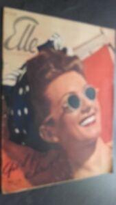 Rivista Essa N°9 Rivista Settimanale 16 Juillet 1941