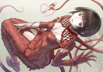 "016 Knights of Sidonia - Manga Series Japanese Anime 20""x14"" Poster"
