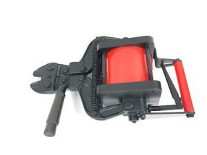 Rebuilt-Working-Pneumatic-HK-Porter-Steel-Cable-amp-Bolt-Cutter-Cutting-Tool-9290