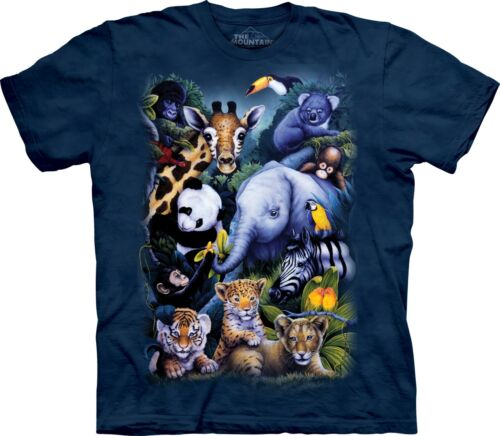 A Rare Occasion Zoo Shirt Child Unisex The Mountain