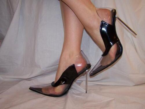 heels 13cm-grobe 35-47 High heels pumps  lack producer Poland FASHION STYLE