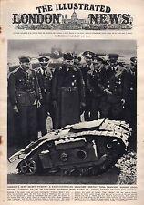 1944 London News March 11-Radio controlled tanks;Burma;Russia moves into Ukraine