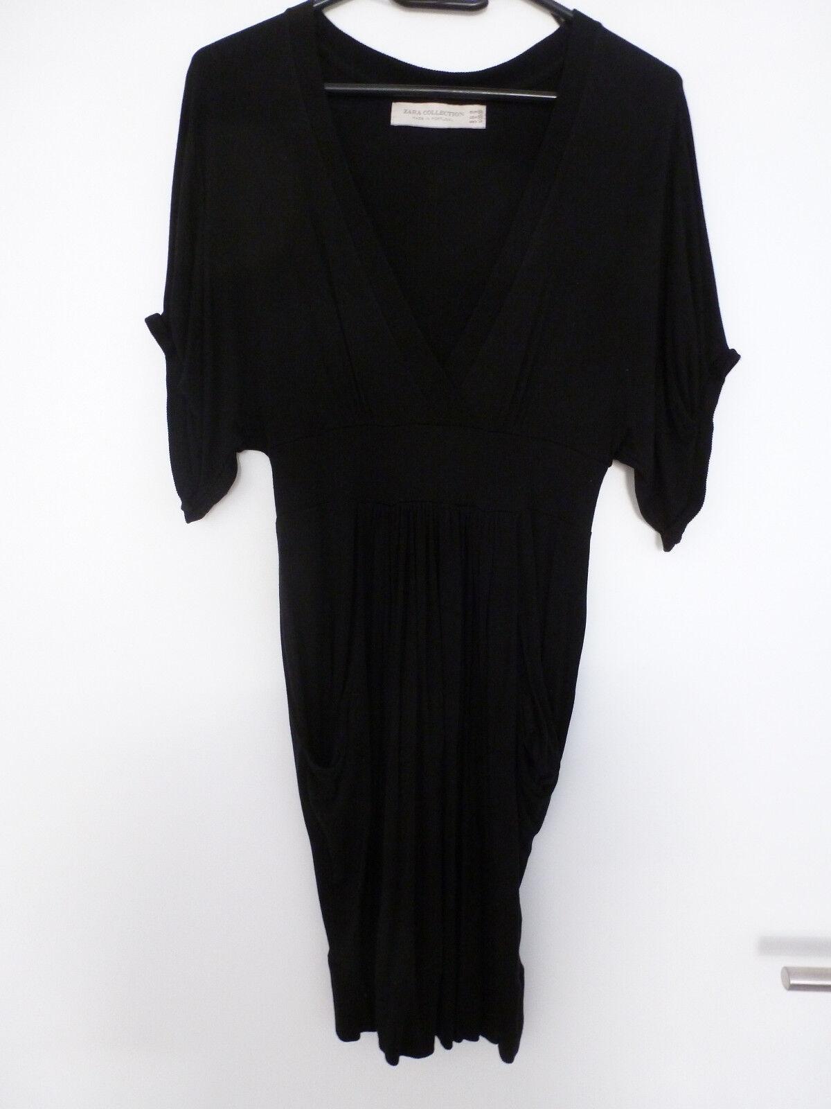 Zara Marke Kleid Abendkleid Festkleid schwarz Gr. M NEU