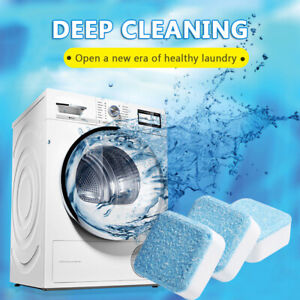 5-x-BacBuster-Washing-Machine-Cleaner-Kitchen-Washer-Sink-Cleaning-Tablets-Easy