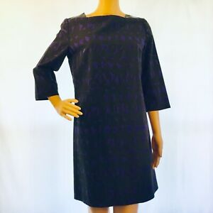 1e0c042dab Image is loading MILLY-of-New-York-Dress-Cotton-Silk-Lamb-