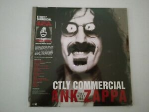 Frank Zappa 2lp Strictly Commercial 1995 Ralp 40500