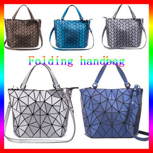 Geometric-Luminous-Women-Handbag-Holographic-Reflective-Matte-handbag-Holiday