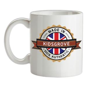 Made-in-Kidsgrove-Mug-Te-Caffe-Citta-Citta-Luogo-Casa