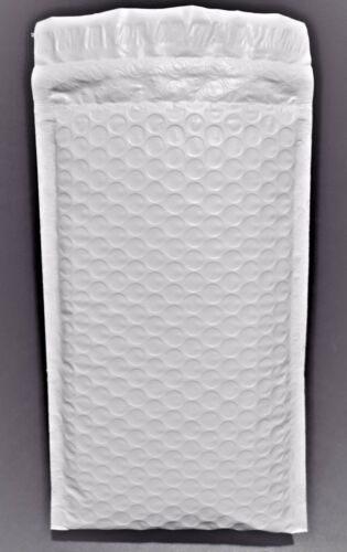 """25 Hardshell 6x10/"""" #0 TUFF Poly Bubble Mailers Self Seal Dimple Honeycomb Bags"""