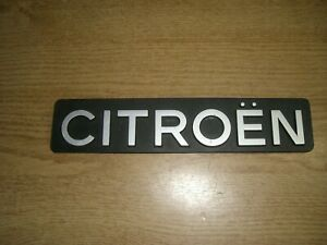 Emblem-Badge-Citroen-C-15-aus-Plastik-ca-205-x-45-mm
