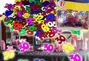Decorazioni Da Tavolo Per Compleanno : Coriandoli confetti anni decorazione da tavola addoddi festa
