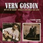 Out Of My Heart/Nickels And Dimes And Love von Vern Gosdin (2016)