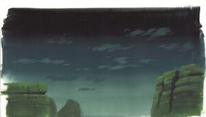 Anime/Animation Cel Production Background #3011