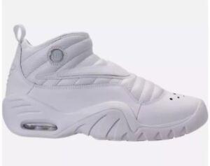 5e63bd657ef Nike Air Shake Ndestrukt 880869 101 Triple White Dennis Rodman Men ...