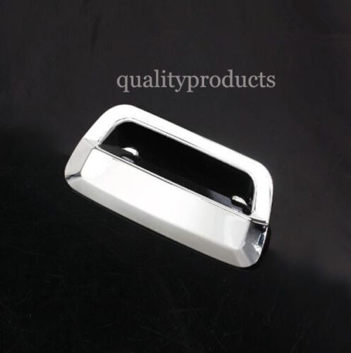 Chrome Rear tail door handle bowl cover trim for Jeep Grand Cherokee 2014-2019