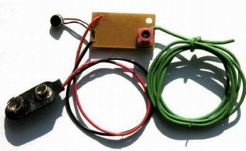 Kemo m143 FM-prüfsender FM transmisor test
