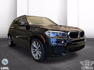 2017 BMW X5 XDrive35i 29 000 KM! Groupe M Sport, Apple Carplay, Client Maison!