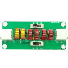 7mhz 10mhz 14mhz Power Amplifier Cw Ssb Low Pass Filter Lpf Diy Kit Assembled