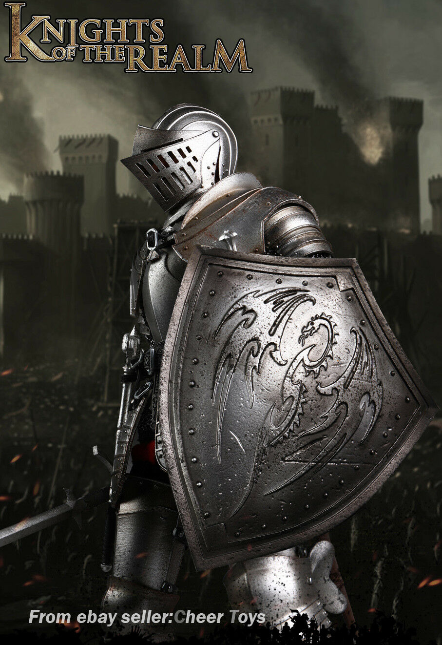 COOMODEL NO.SE038 Die Cast Alloy Alloy Alloy 1 6 Series Of Empires Knights Of The Realm 7be735