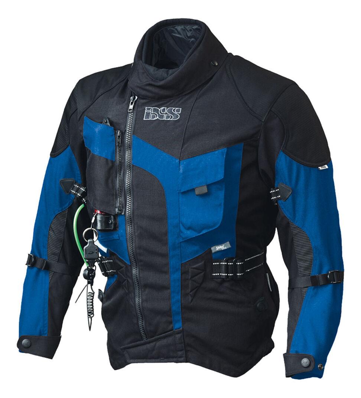 IXS jacket stunt