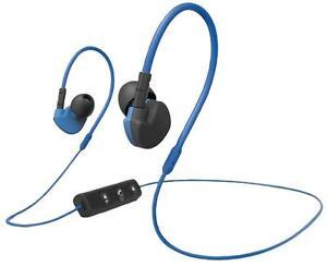 BT Bluetooth Auricolari 00177096 Blu CLIP Hama SPORT Active ON EfCnqw0