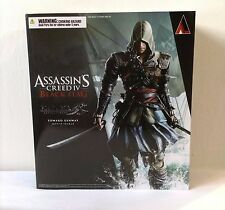 "Assassin's Creed IV 4 Black Flag Edward Play Arte Kai Figura de acción ""Nuevo"" Sellado"
