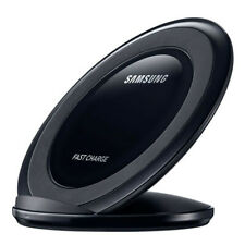 Samsung Qi 9W Wireless QI Quick Charging Stand Dock For Mobile Phones  Black New