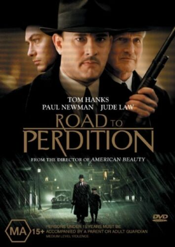 1 of 1 - Road To Perdition (DVD, 2004)