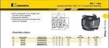 KENNAMETAL 100mm Indexable Milling Cutter for Aluminium Milling 100B04RS90KE25-J