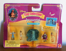 POLLY POCKET Tiny Collection Disney POCAHONTAS Playset Figures Character Extras
