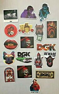 Dirty-Ghetto-Kids-DGK-Humor-Funny-Decal-Sticker-Decal-Skateboard-Your-Choice