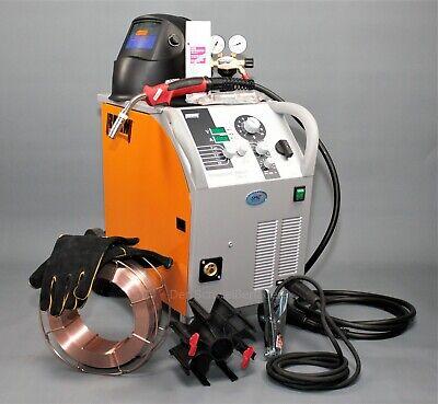 REHM SYNERGIC.PRO² 280-4 im SET 2 MIG MAG Schutzgas Schweißgerät Schweißtechnik