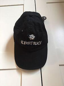 Image Is Loading New Newport Beach Hat Baseball Cap One Size