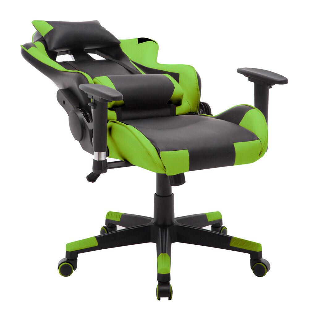 s l1600 - Silla de Oficina Gaming Racing Escritorio Videojuegos Sillon Gamer Despacho