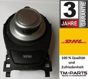 Reparatur-BMW-3er-E90-E91-E92-iDrive-Controller-Drehknopf-Navi-Drehschalter