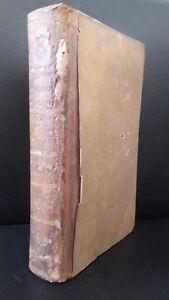 Diccionario Las Ciencias Medical T. XVIII Pancoucke París 1817 ABE