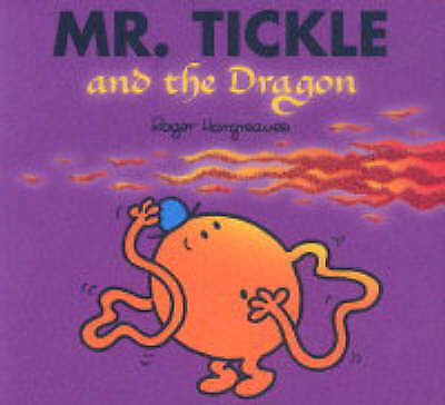 """AS NEW"" Hargreaves, Roger, Mr. Tickle and the Dragon (Mr Men), Paperback Book"