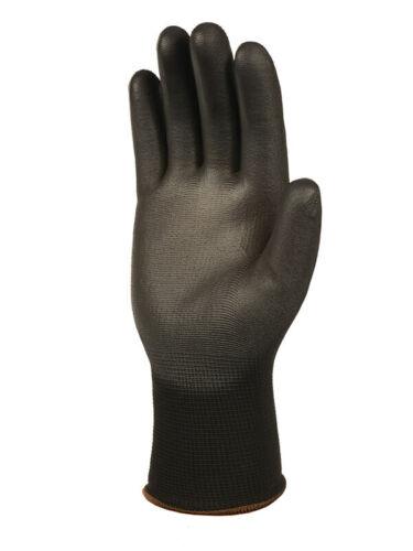 SKYTEC Basalt R™ Technicians Camping Dipped Gloves Size 9 Garden L Fishing