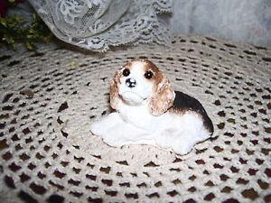 STONE-CRITTERS-SPANIEL-DOG-FIGURE