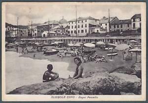Bagni Pescetto : Savona albissola 14 albisola capo spiaggia bagni ebay