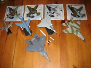 Lot 9 Avions Marchand De Journaux Altaya Atlas Ect