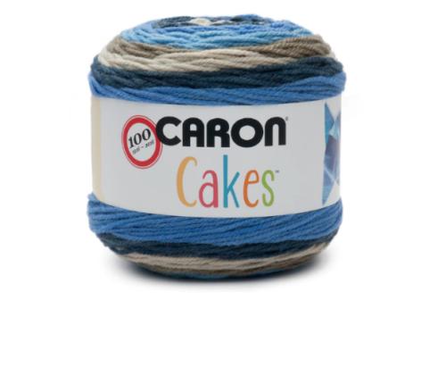 Yarnspirations Caron Cakes YARN - Berries and Cream New