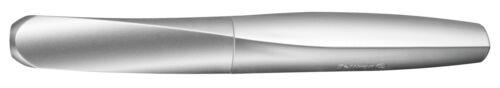 "Pelikan Tintenroller mit Gravur /""Twist R457 Silber/"""