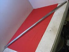 1957 Chevy BelAir 210 2 Door Sedan Hardtop left Front door molding(REPO) 4218