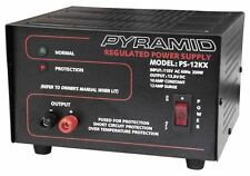 PYRAMID PS12K 10 AMP 13.8V POWER SUPPLY
