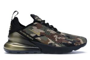Details about Nike Air Max 270 DB Doernbecher Freestyle Camo Aiden Barber BV7112 001 Size 11