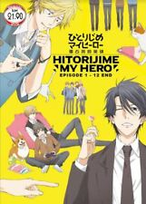 DVD Hitorijime My Hero Vol. 1 - 12 End Anime BOXSET