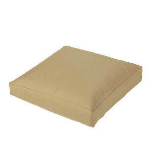 Stone Jumbo Large Waterproof Outdoor Cushion Chair Seat Cover Pads Plush Pill